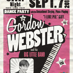 Dance Party with the Sensational Gordon Webster