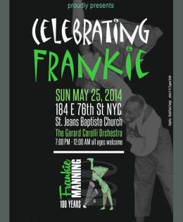 Celebrating Frankie