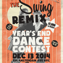 The Swing Remix Year's End Dance Contest