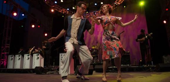 Hawaiian Themed Swing Showcase