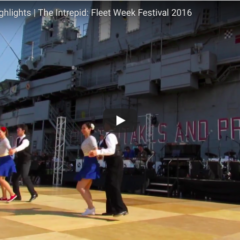 Rhythm Stompers Highlights from The Intrepid 2016
