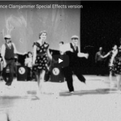 The Rhythm Stompers dancing Charleston SFX