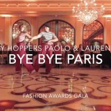 Bye Bye Paris at Fashion Awards Gala