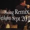 Swing Remix Sept 2014 Highlights