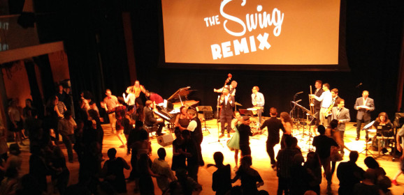 Swing Remix Dance Party