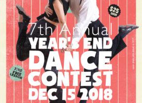 Swing Remix Dance Contest